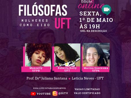 Filósofas UFT: Mulheres como eixo