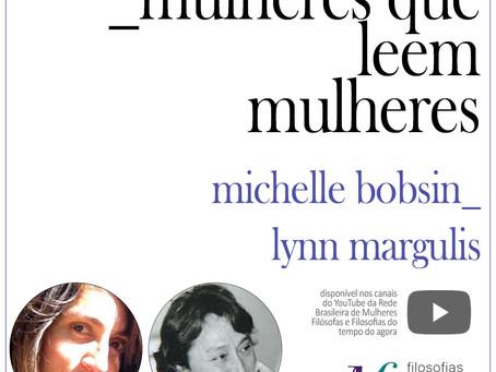 Mulheres que leem mulheres: Michelle Bobsin lê Lynn Margulis