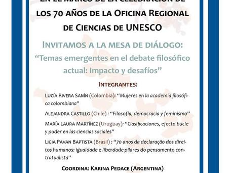 Unesco / Red de Mujeres Filosofas de América Latina