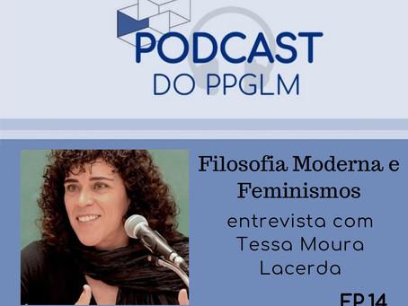 Filosofia Moderna e Feminismos: Entrevista com Tessa Moura Lacerda