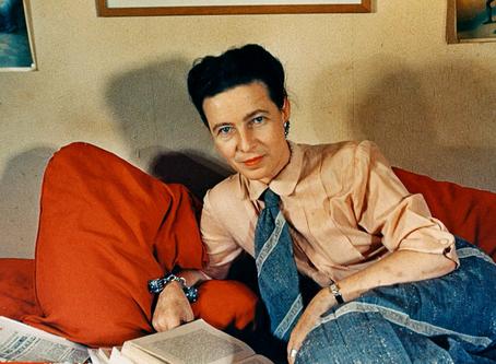 Simone de Beauvoir: volume especial da Revista Ipseitas