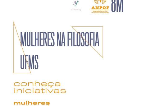 Mulheres na Filosofia: UFMS