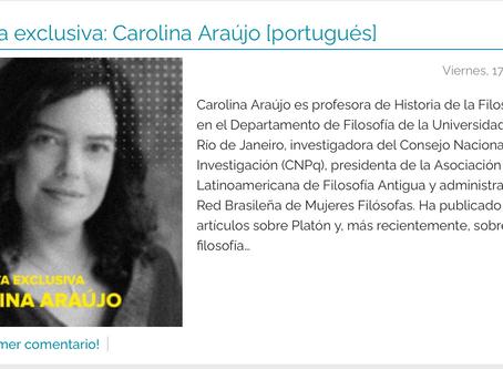 Mulheres e filosofia: entrevista à Red de Mujeres Filósofas de America Latina - reddem.org