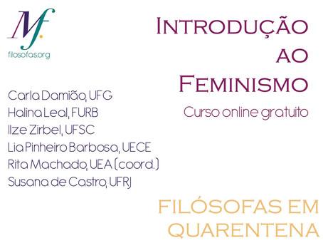 Introdução ao feminismo: curso online gratuito