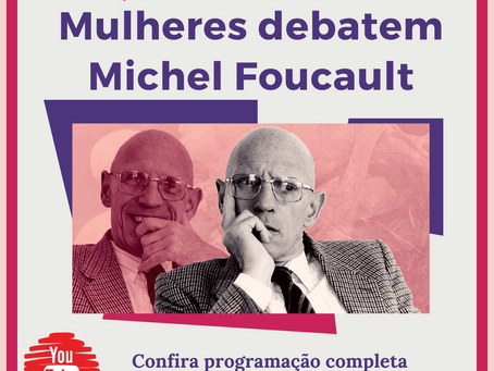Mulheres debatem Michel Foucault