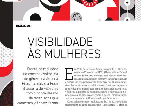 Visibilidade às mulheres: a Rede Brasileira de Mulheres Filósofas