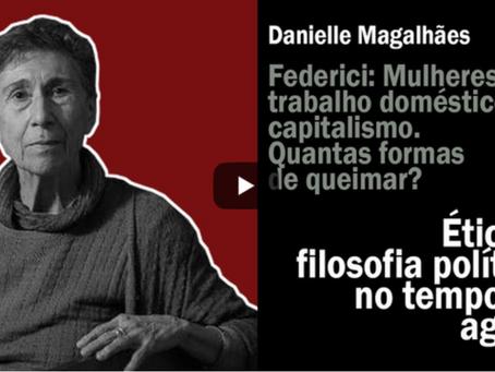 Silvia Federici por Danielle Magalhães disponível online