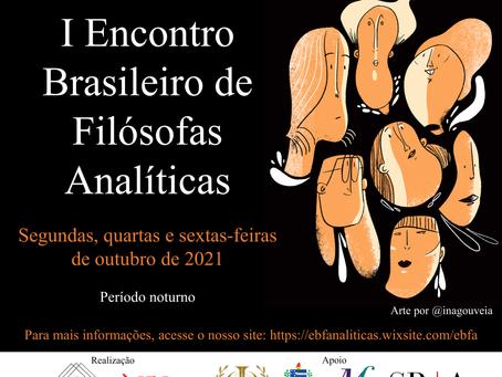 I Encontro Brasileiro de Filósofas Analíticas
