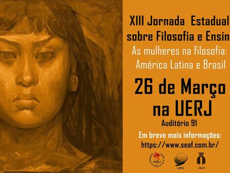 As Mulheres na Filosofia: América Latina e Brasil