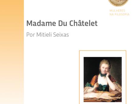 Madame du Châtelet por Mitieli Seixas
