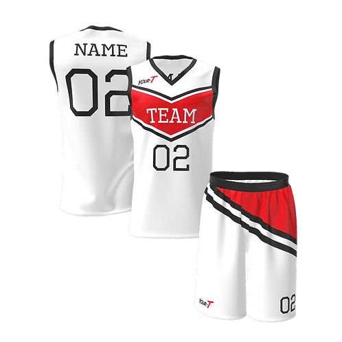 Spirit custom basketball kit