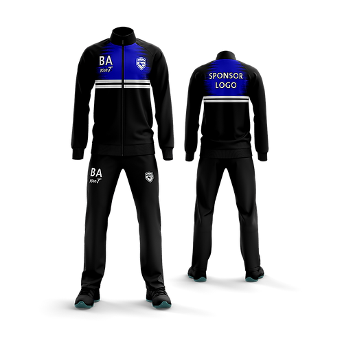 Great value custom tracksuit football rugby basketball