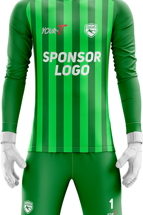 Detener custom goalkeeper kit