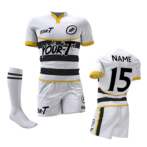 Turnover custom rugby kit