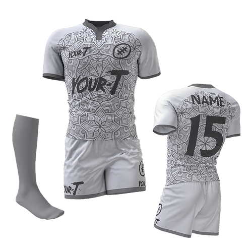 Tour custom rugby kit