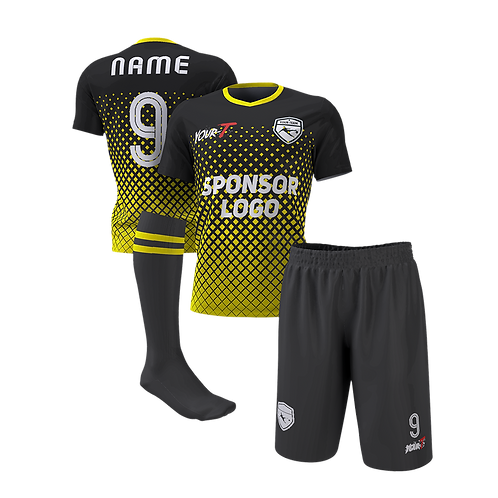 Losango custom football kit