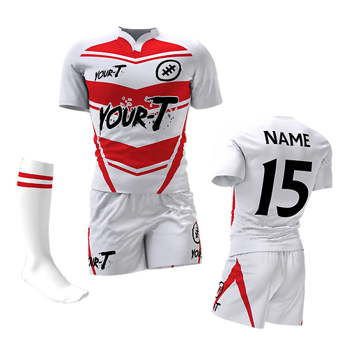 Conversion custom rugby kit