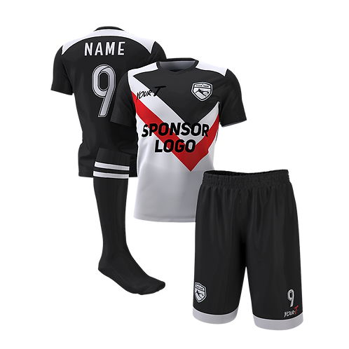 Metro custom football kit