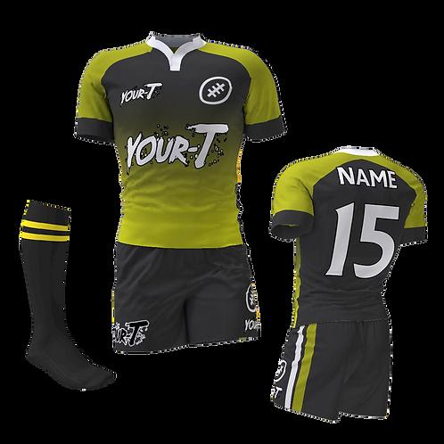Blitz custom rugby kit