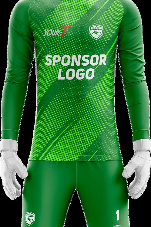 Bucear custom goalkeeper kit