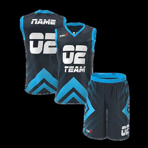 Swish custom basketball kit