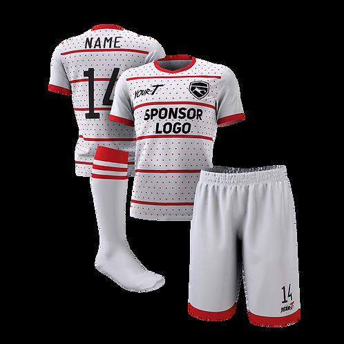 Puntini custom football kit