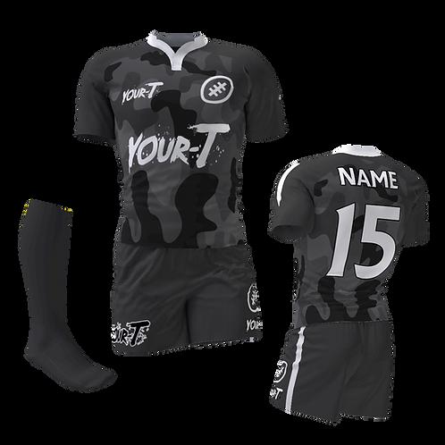 Strike custom rugby kit