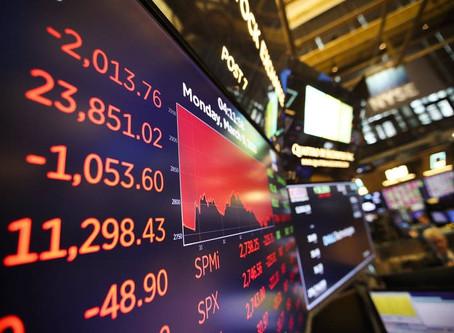 O que os BC's estão fazendo para conter a recessão