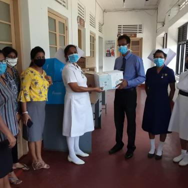 Coronovirus Treatment Centre