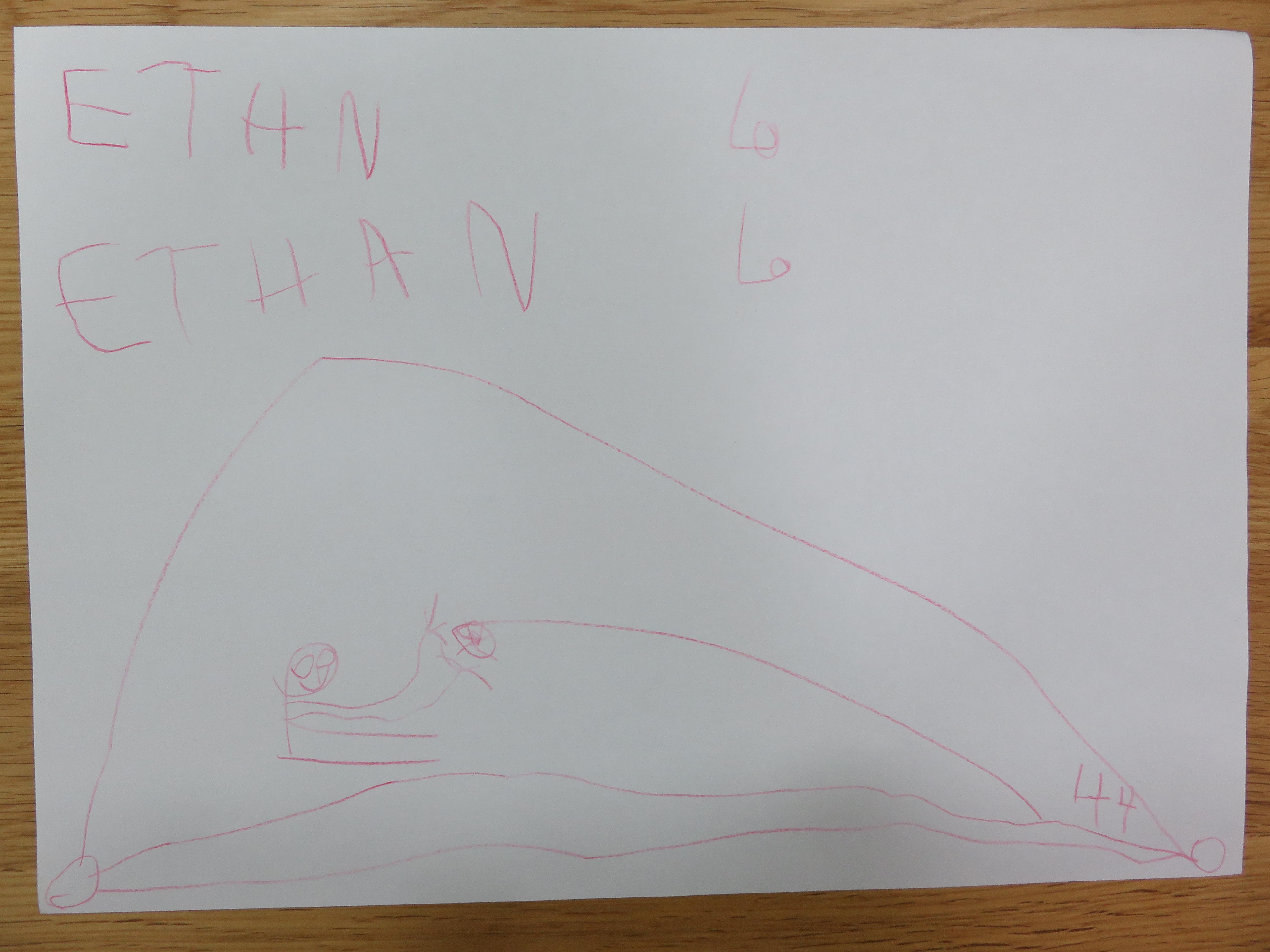 Racing Car Drawing