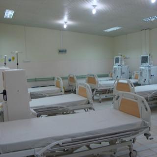 Haemodialysis machine to Padaviya Base Hospital costing £11,000 (Completed)