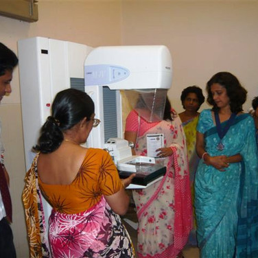 Mammography Project (Completed)