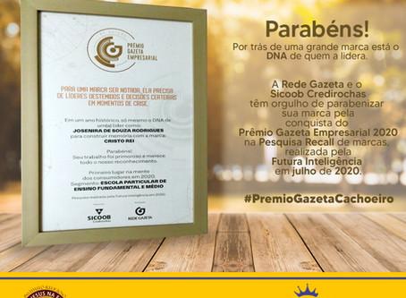 Prêmio A Gazeta Empresarial