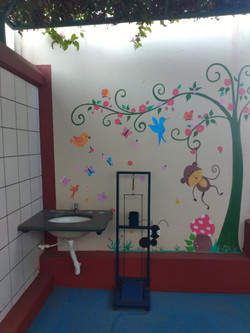 Área Educação Infantil
