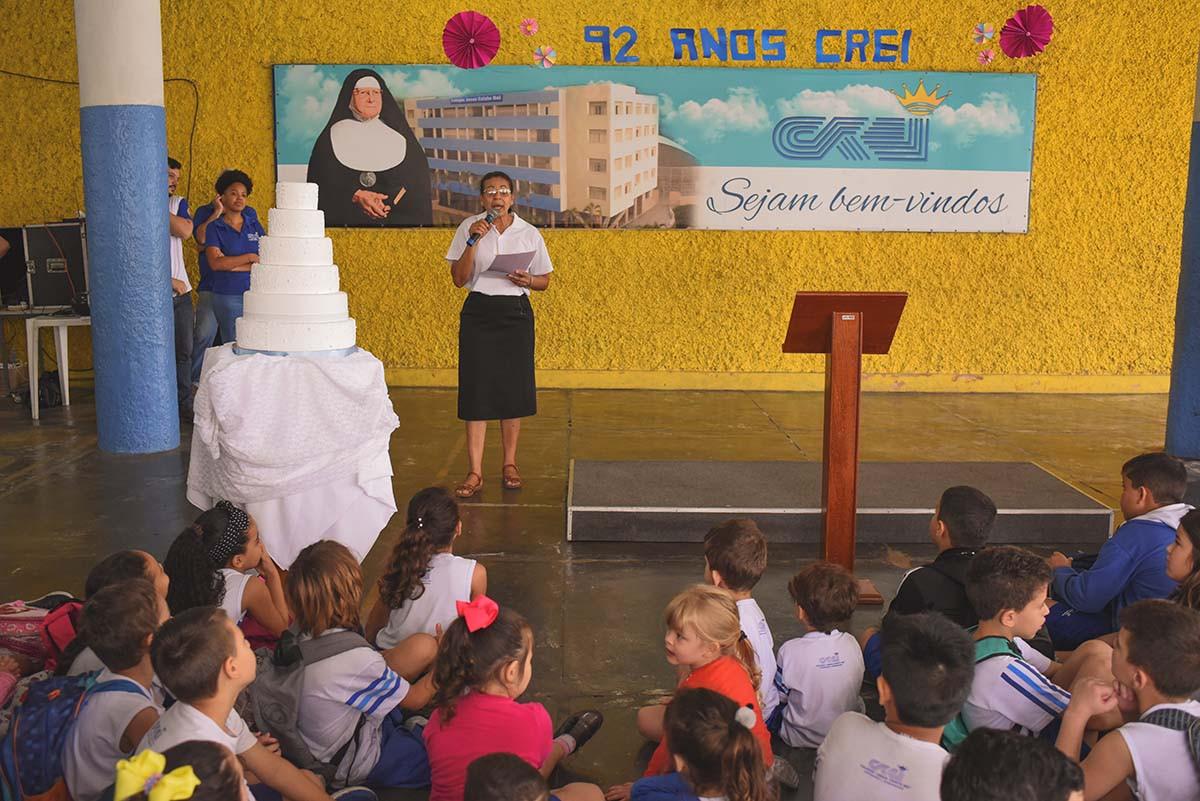 Aniversário do Colégio e da Congregação