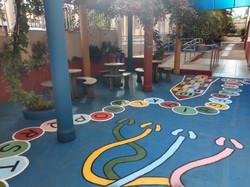 Área recreação Infantil