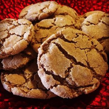 Cinnamon and Brown Sugar Cookies