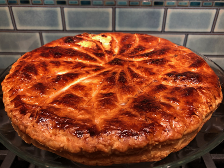 This week's obsession: Galette de Rois