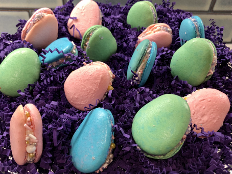 This week's obsession: Easter Eggs