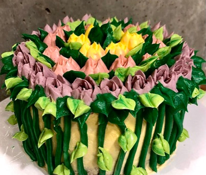 This week's obsession: A Flower Cake