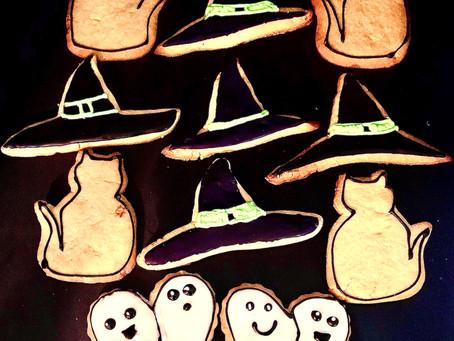 This week's obsession: Halloween & Dia de Los Muertos