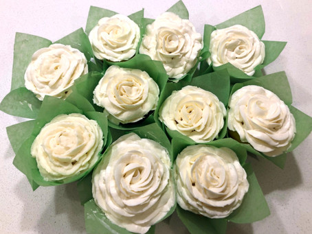 This week's obsession: Buttercream Roses