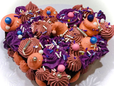 This week's obsession: Heart Cake