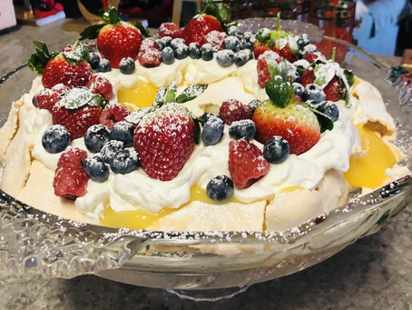 This week's obsession: Pavlova