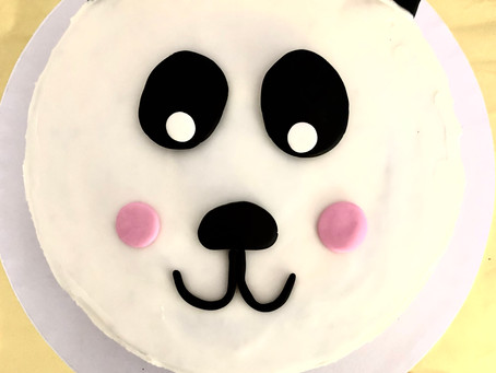 This week's obsession: Panda Cake