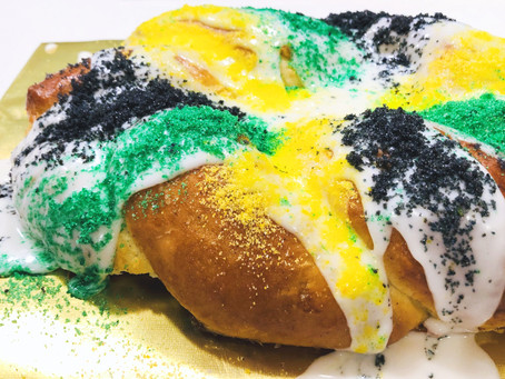 This week's obsession: More King Cake