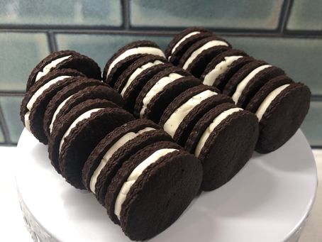 This week's obsession: Oreos from Scratch