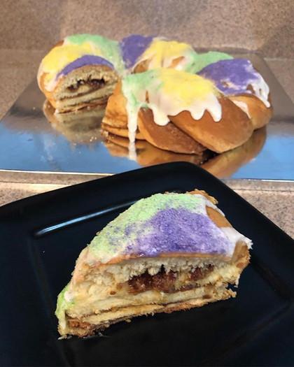 Biscoff King Cake