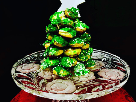 This week's obsession: Croquembouche