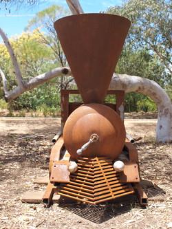 Training the auto gas barberain